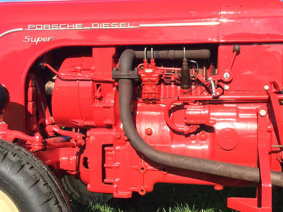 1959 Porsche 308 N Super Tractor  Chassis no. to be advised