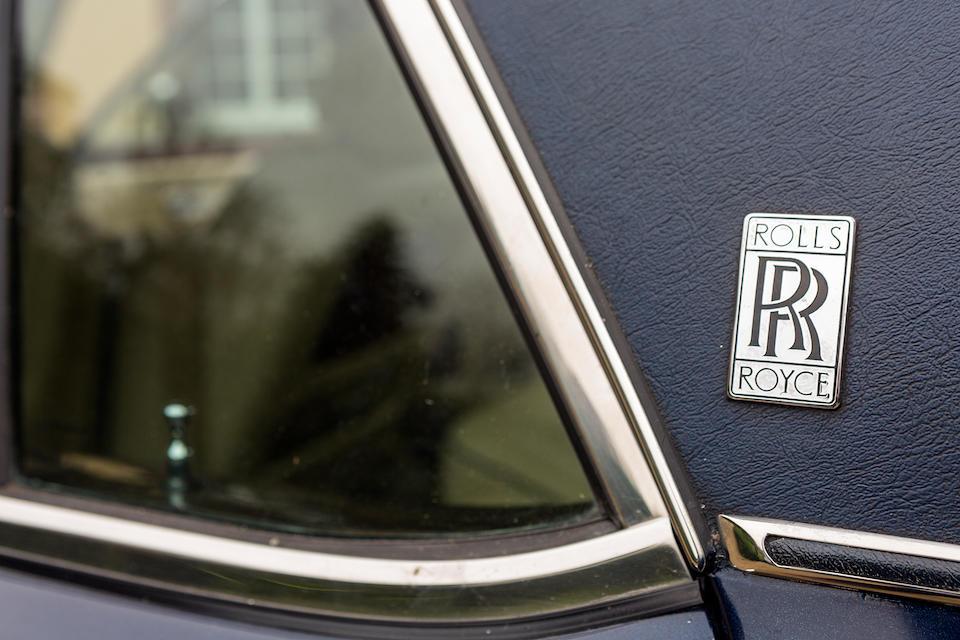 Rolls-Royce  Silver Spur berline 1987