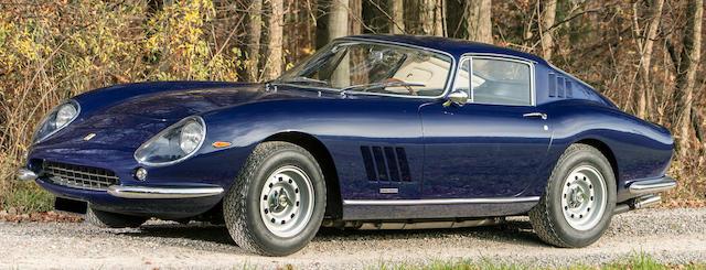 Bonhams Ferrari 275 Gtb Berlinette 1966