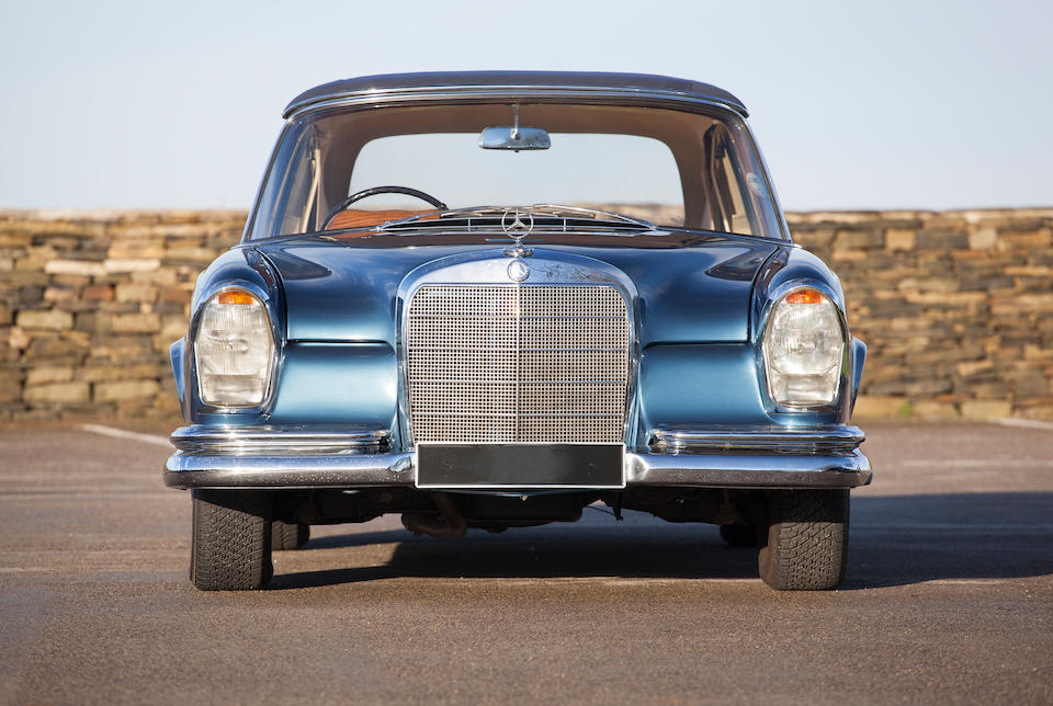 1966 Mercedes-Benz 220 SEb Convertible  Chassis no. 111 023 220 788 52 Engine no. M127 984 220 03851