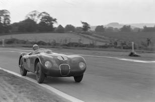 1952 Jaguar C-Type Sports Racing  Chassis no. XKC011