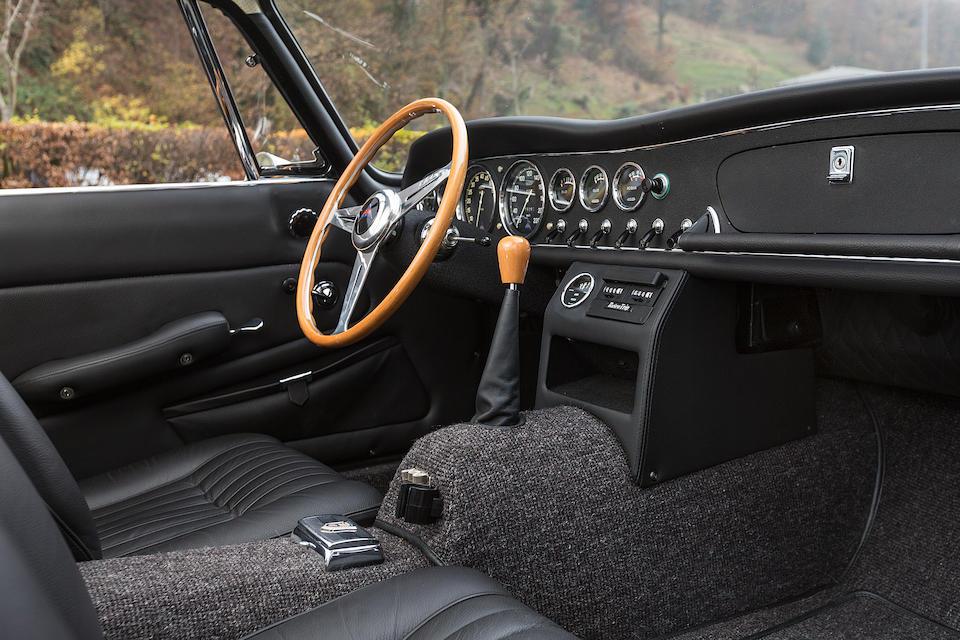 ASA 1000 GT coupé 1965