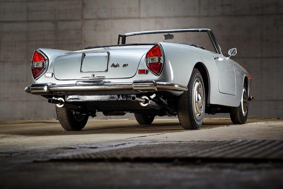 Lancia Flaminia GT 3C 2,8 litres Cabriolet 1964