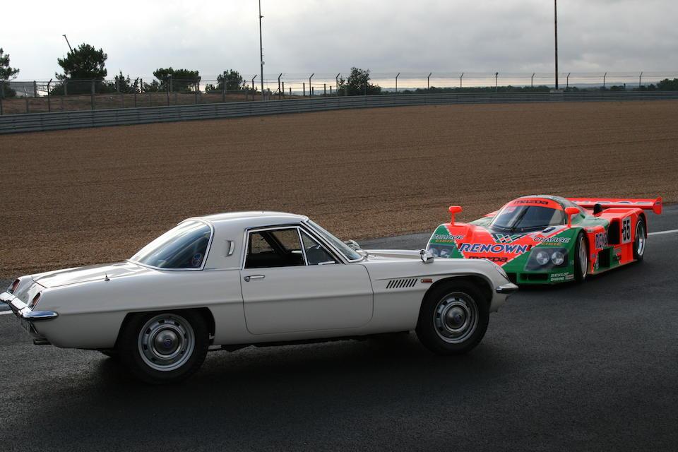 Mazda Cosmo Sport 110S coupé 1970