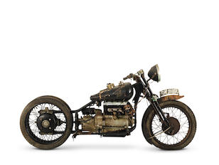 From the estate of the late Frank Vague, The ex-Hubert Chantrey,1932 Brough Superior 800cc Model BS4 Frame no. 4004 Engine no. M131039