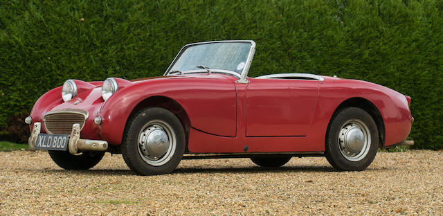 1959 Austin-Healey Sprite Roadster  Chassis no. AN5 14896