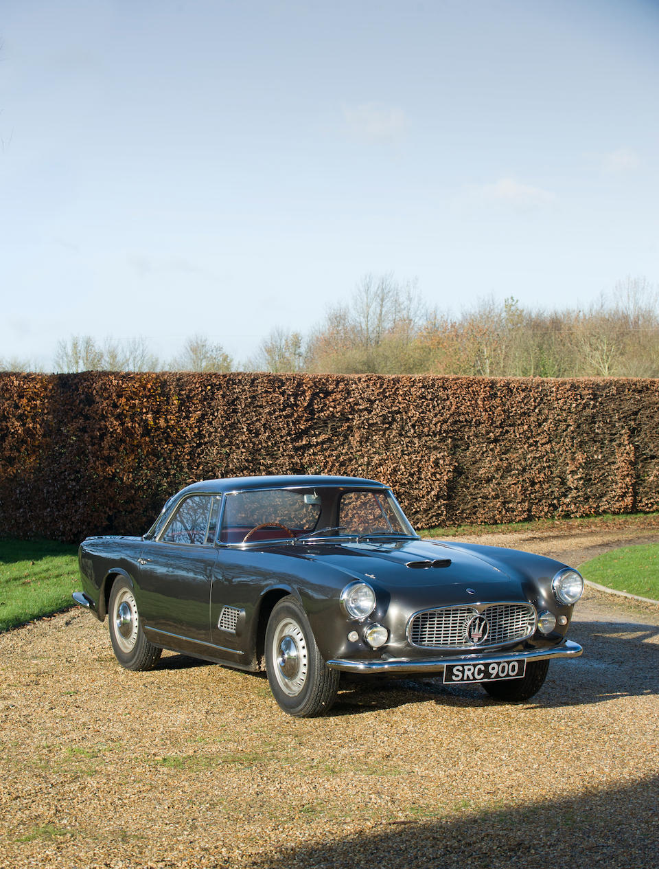 1960 Maserati 3500 GT Coupé  Chassis no. AM 101.740 Engine no. AM 101.740