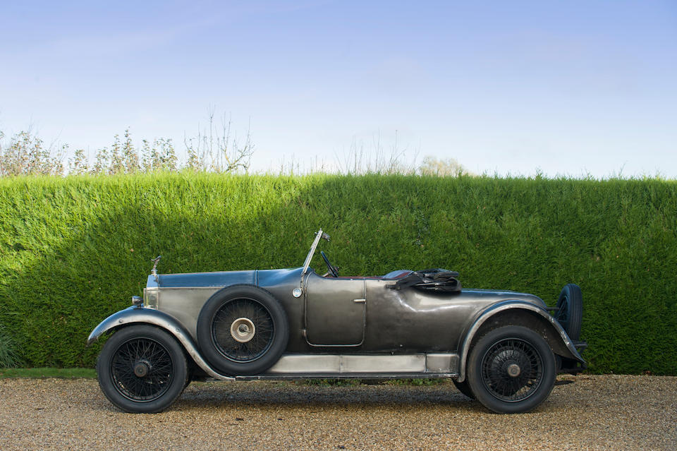 1923 Rolls-Royce 20hp Tourer  Chassis no. 57S9 Engine no. G232