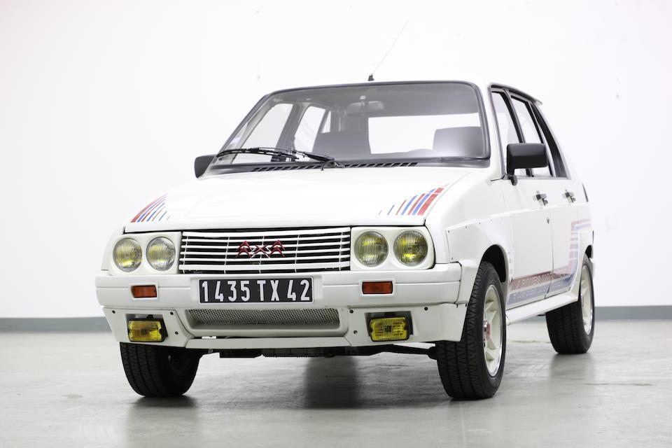 Citroën Visa Mille Pistes Groupe B 1985