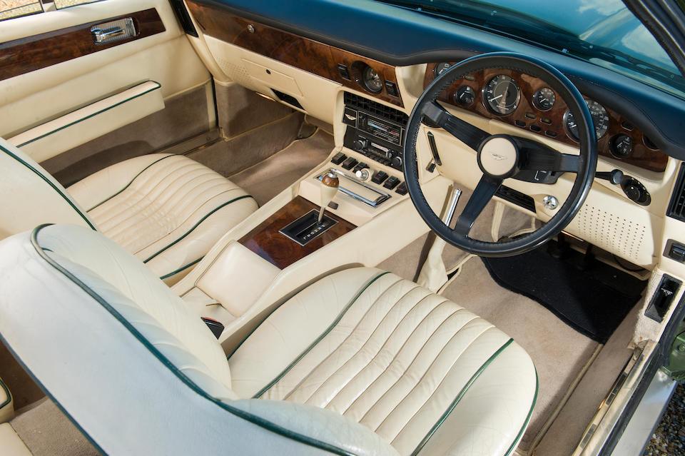1981 Aston Martin V8 Volante Chassis no. V8COR/15167 Engine no. V/540/5167/S
