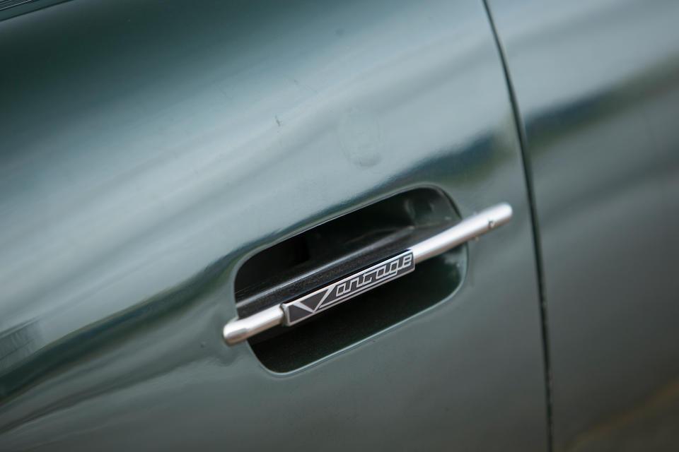 1965 Aston Martin DB5 Vantage Sports Saloon  Chassis no. DB5/2084/R