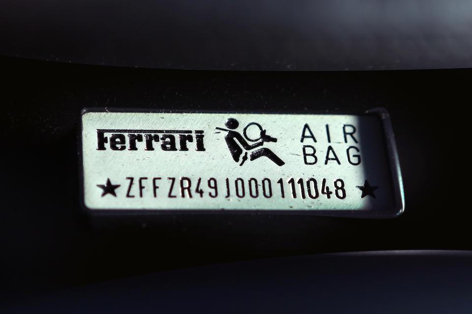 Ferrari  550 Maranello coupé 1999