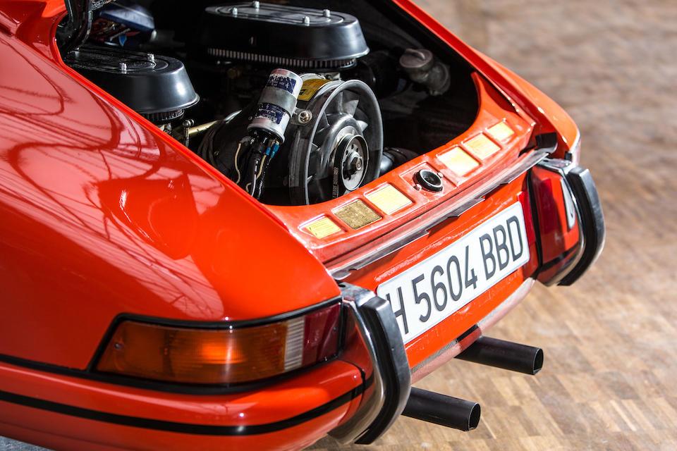 Porsche 911T 2,0 litres coupé 1969