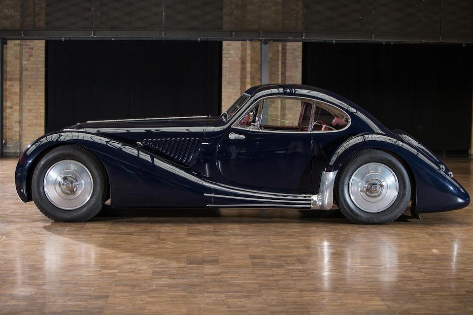 Bentley Petersen 6½-Litre « Dartmoor » coupé 1951