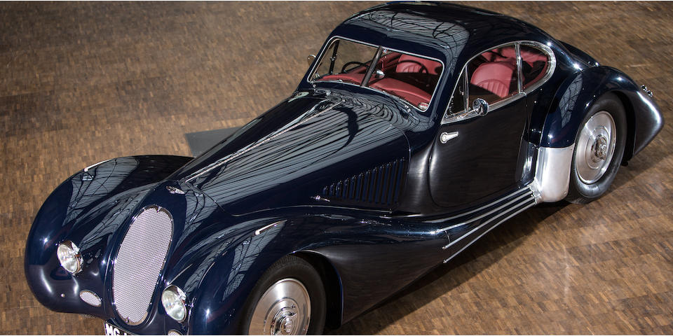 Bentley Petersen 6½-Litre « Dartmoor » coupé 1951