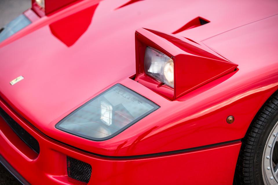 Ferrari F40 Berlinetta 1990