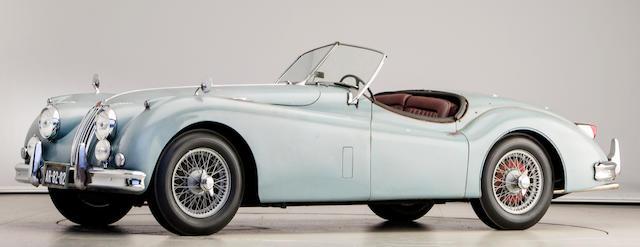 Jaguar XK140 SE roadster 1956