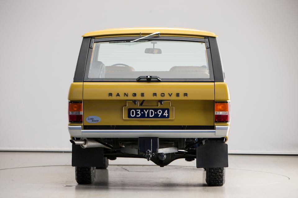 Range Rover 4x4 1975