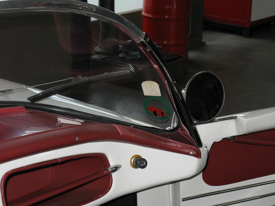 Ex-Salon de l'Automobile de Bruxelles 1955,Lancia Aurelia B24 Spider avec hardtop 1955