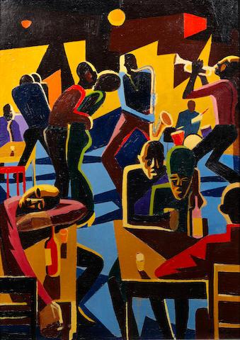 Ato Delaquis (Ghanaian, born 1945) 'Hi-Life'