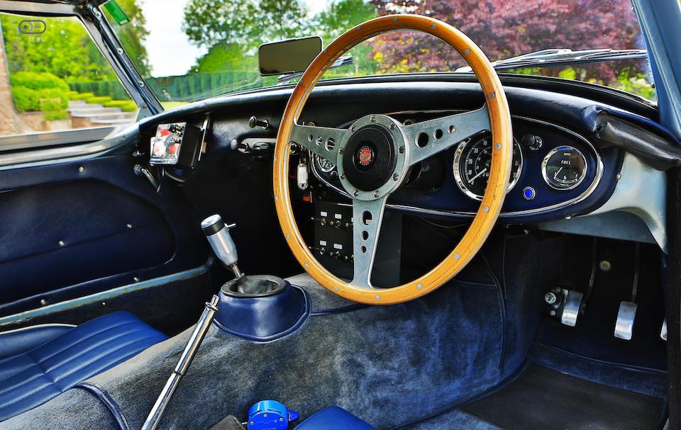Austin-Healey 3000 Mark II BT7 roadster compétition 1962