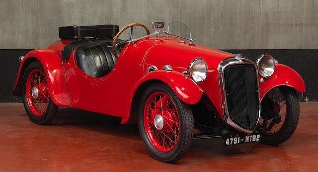 Darmont Type V Junior 1934