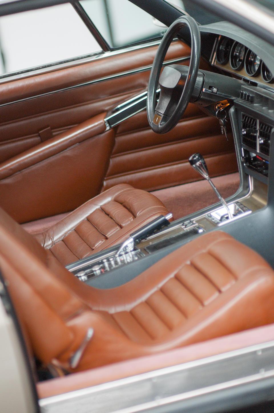 Citröen  SM coupé 1971