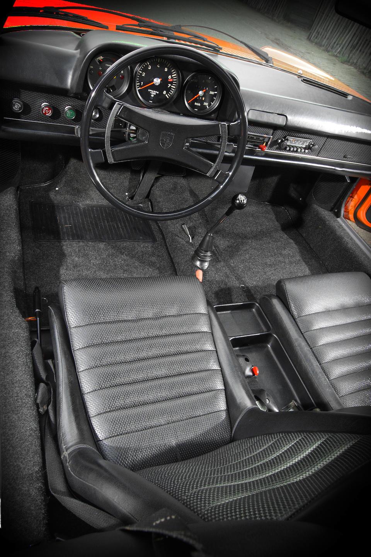 Porsche 914/6 coupé 1970