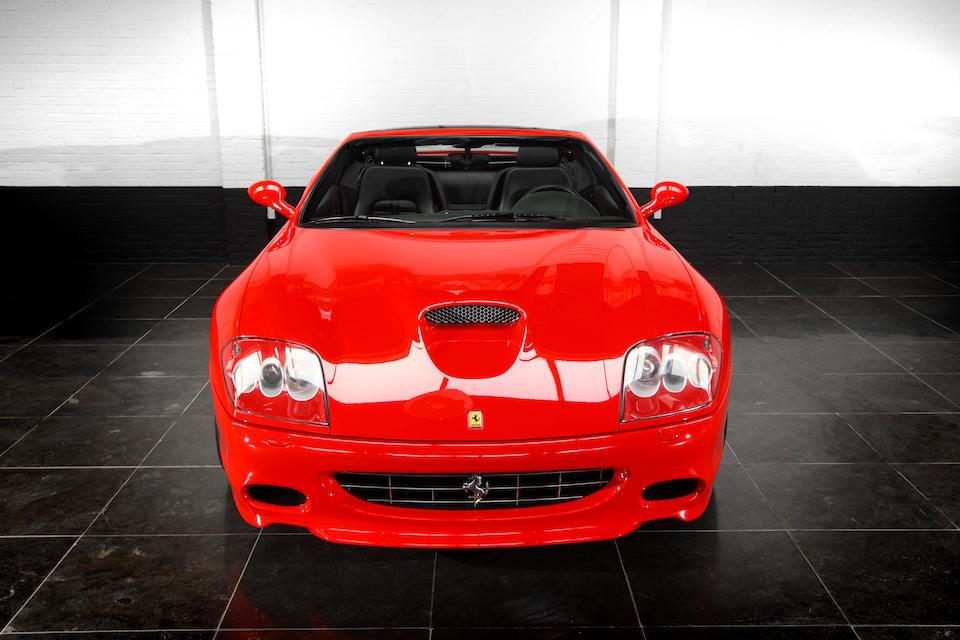 Ferrari 575 Superamerica 2005