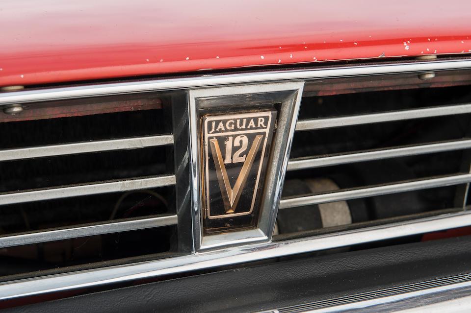 1988 Jaguar XJ-S V12 Convertible  Chassis no. SAJJNADW3DA150871 Engine no. 8S059071HB