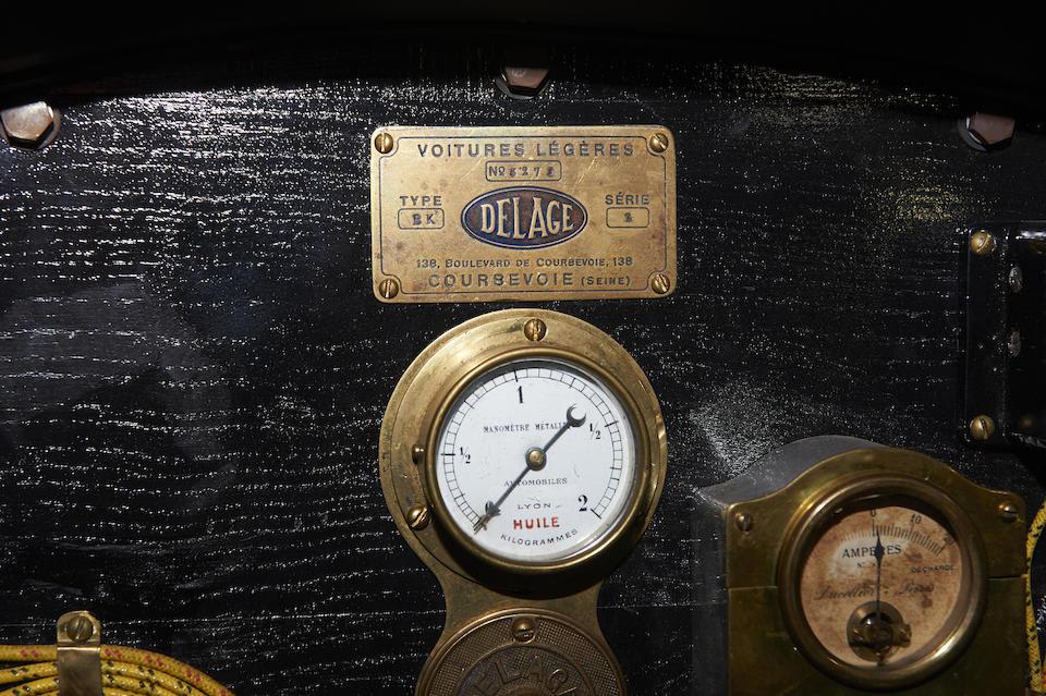 Delage D6 tourer 1915