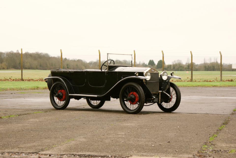 Newton-Ceirano Type S150 14 HP tourer 1925