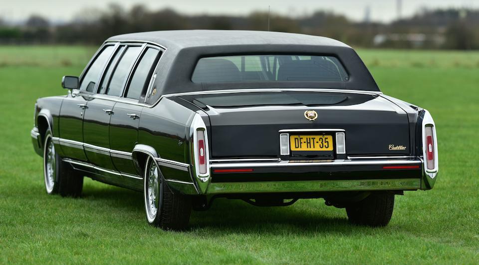 Cadillac Fleetwood Brougham berline 1993