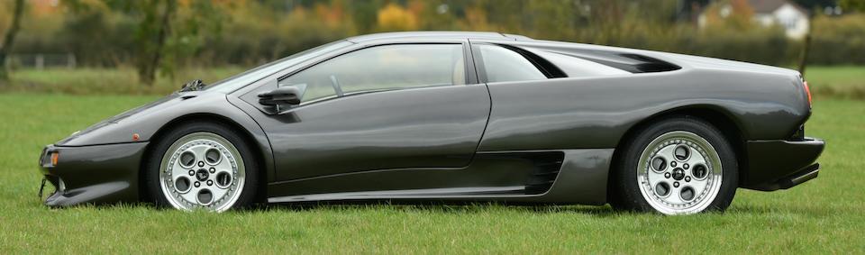 Lamborghini Diablo VT coupé 1993