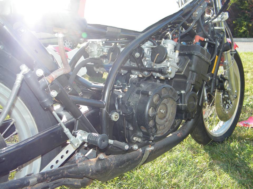 Yamaha TZ750 A « Course » 1974