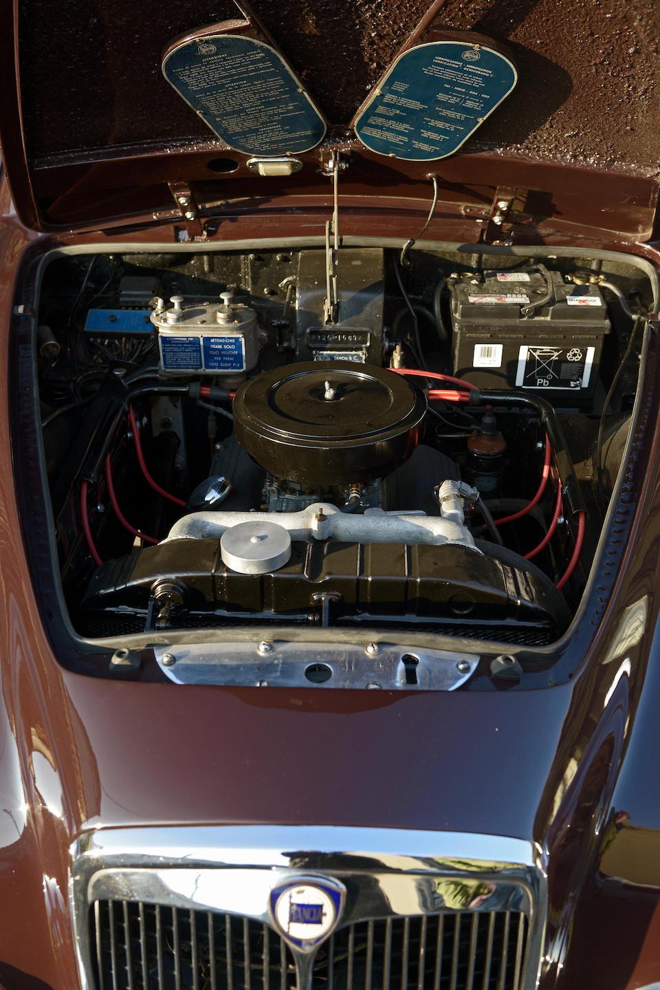 Lancia Aurelia B20 GT 2e série coupé 1952