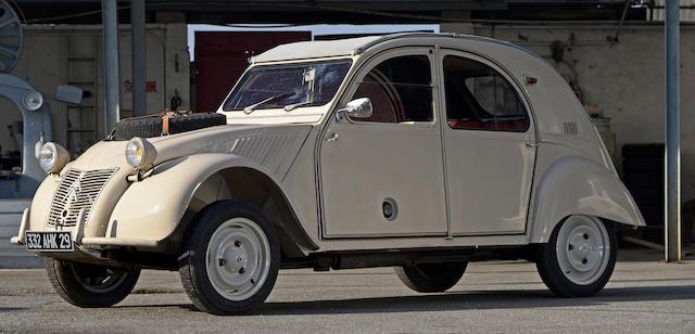 Citroën  2CV Sahara 4x4 1962