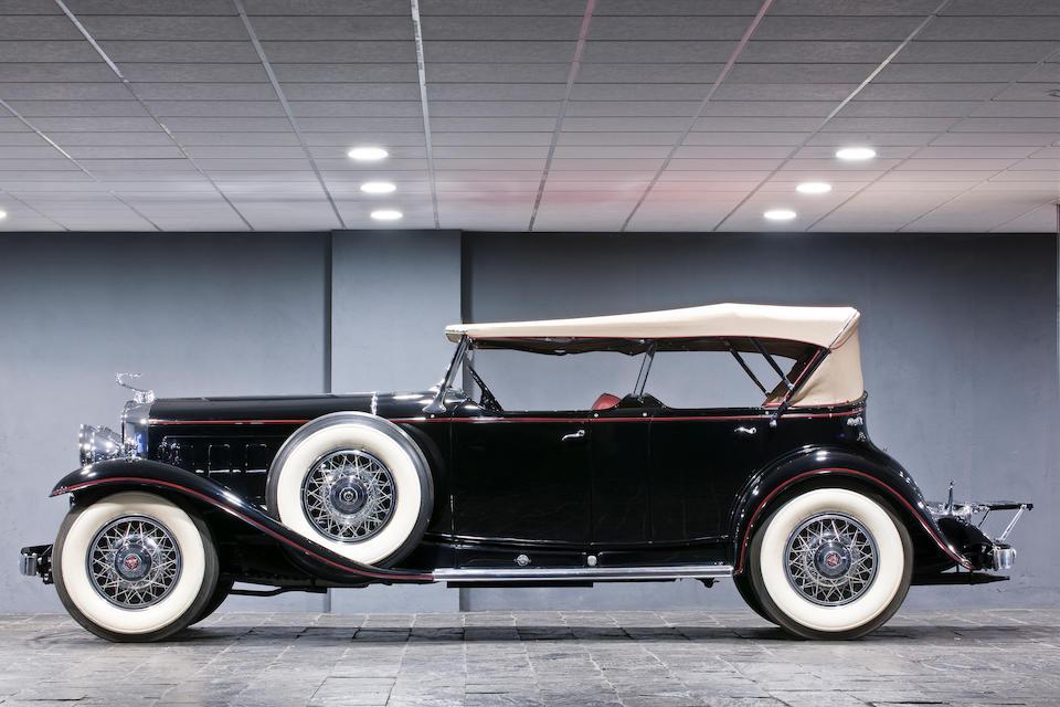Cadillac V16 série 452 double phaëton 1930