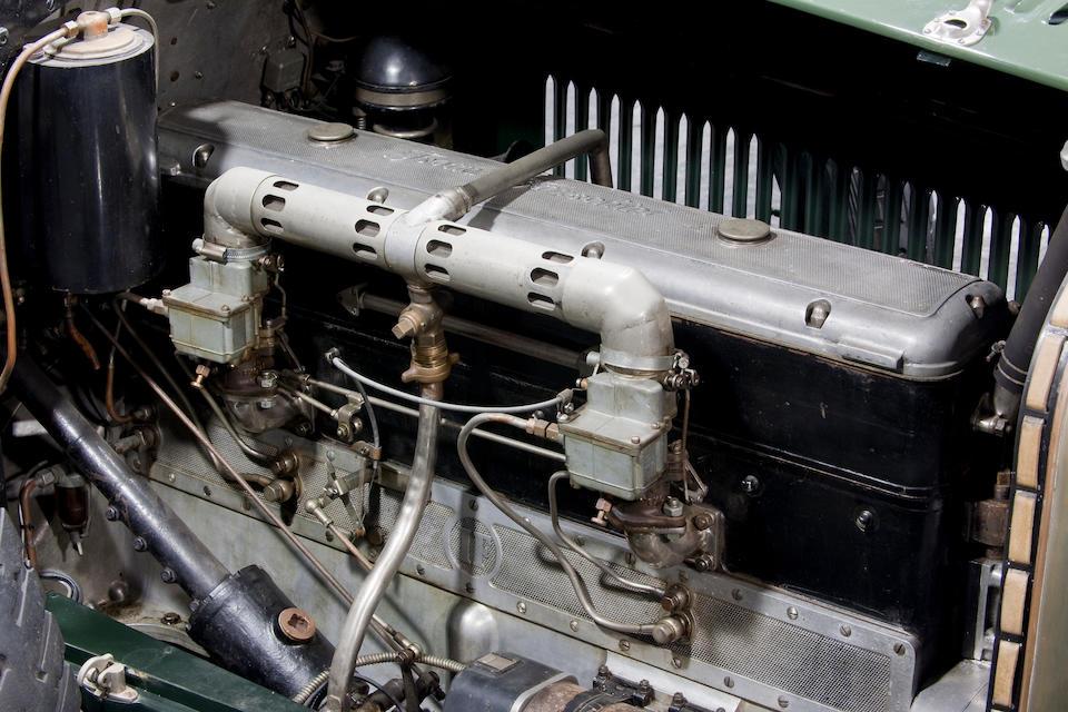 Isotta Fraschini  Tipo 8A torpédo deux pare-brise 1926