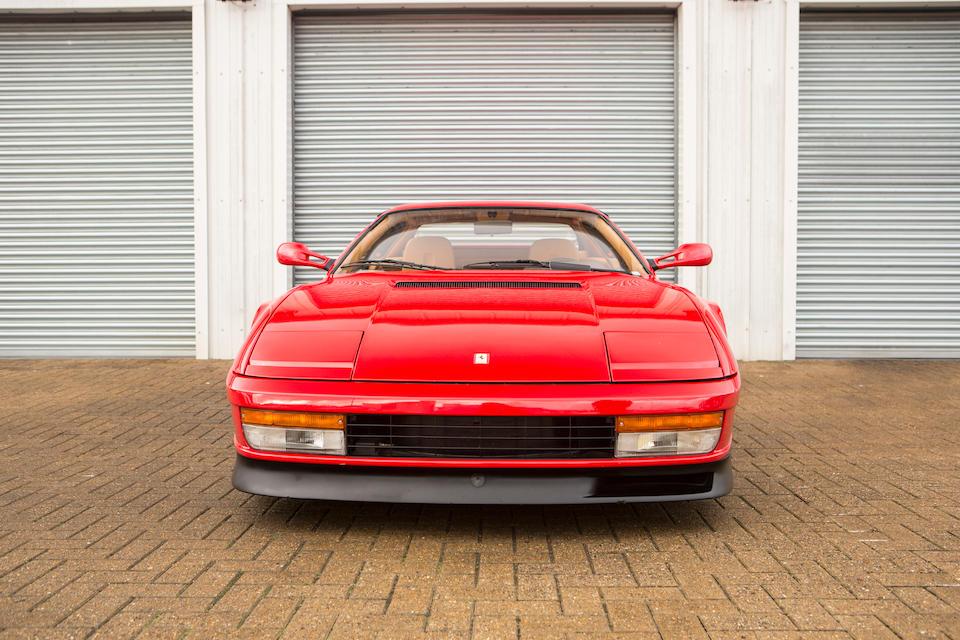Ferrari Testarossa coupé 1990
