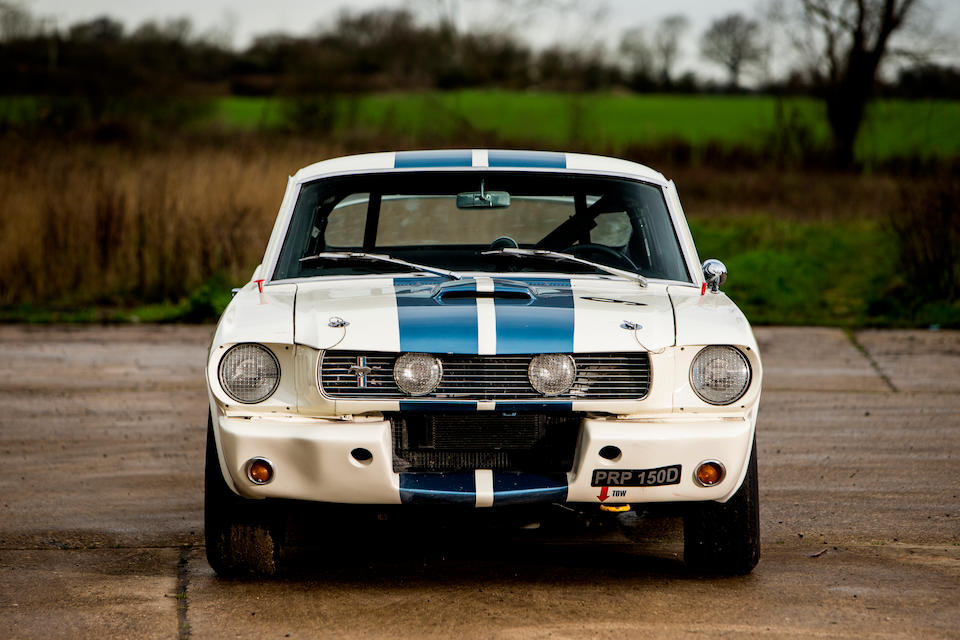 Ford Mustang Shelby GT 350 Coupé 1966