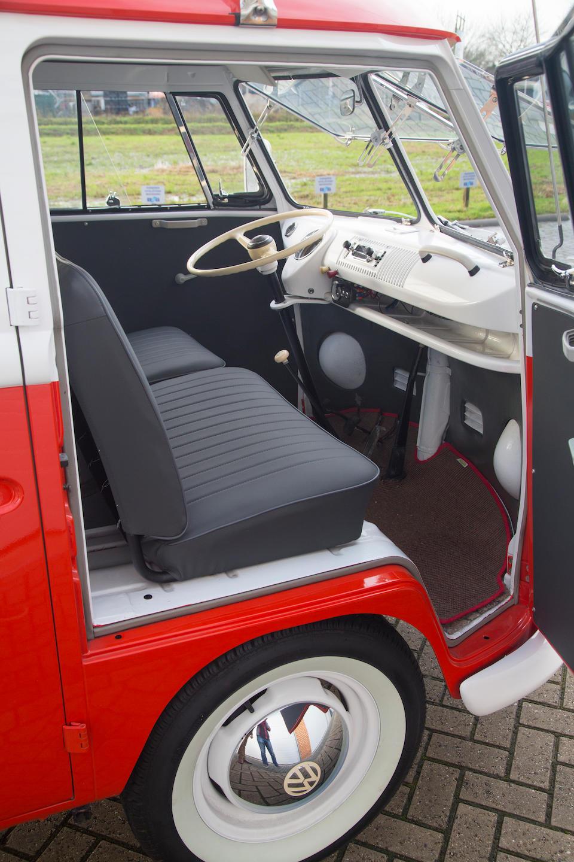 Volkswagen  type 2 T1 pickup à cabine 1966