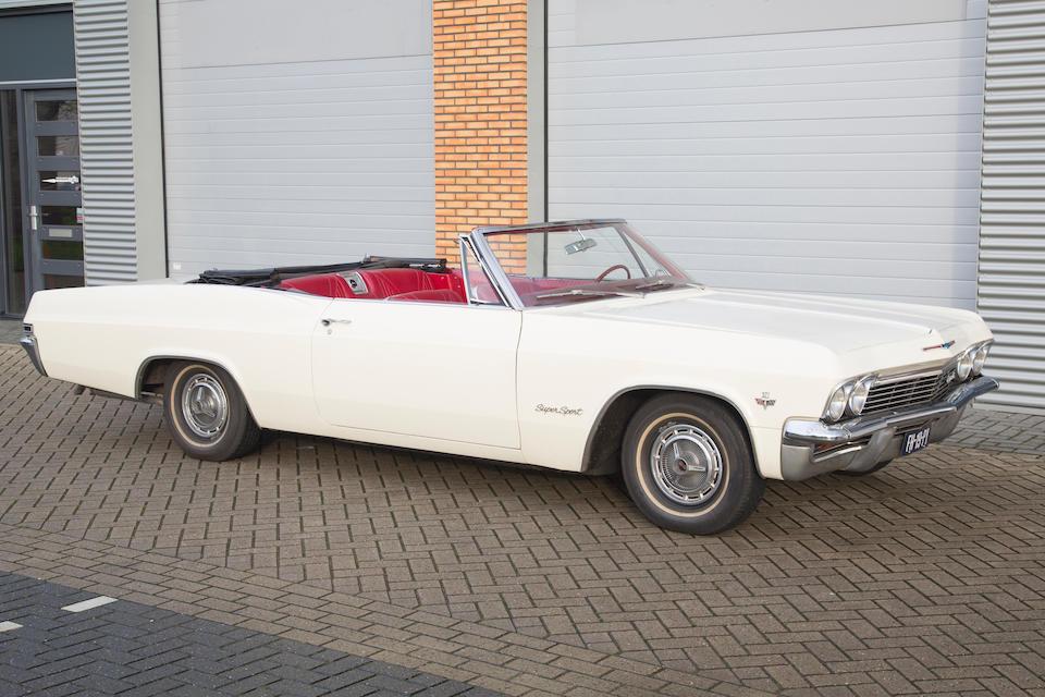 Chevrolet  Impala Super Sport cabriolet 1965
