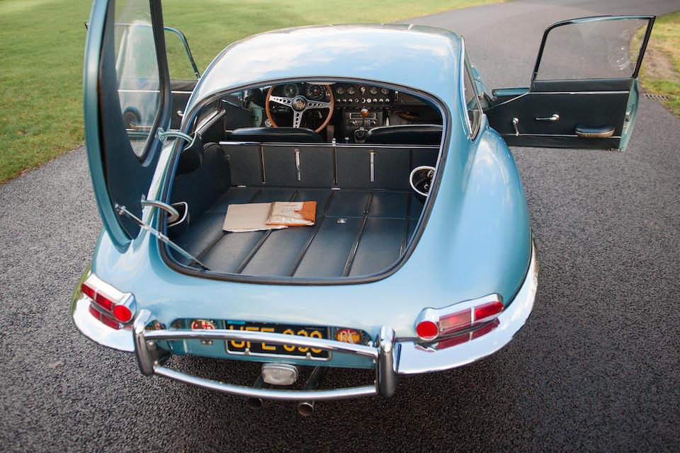 Jaguar Type E 4.2 litres série 1 coupé 1967