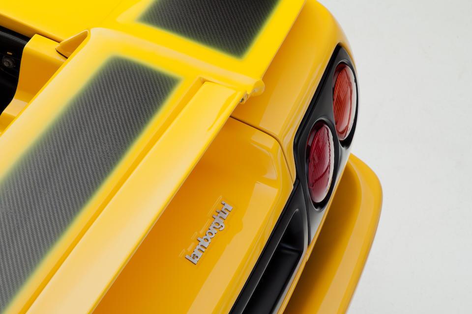 Lamborghini Diablo SV coupé 1998