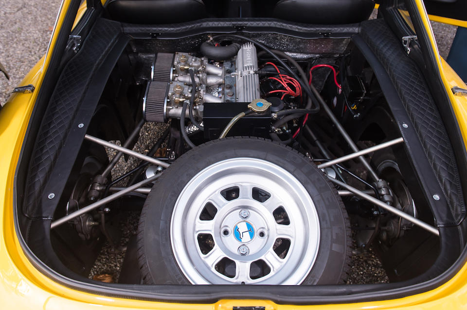 1968 De Tomaso Vallelunga   Chassis no. 807DTO126