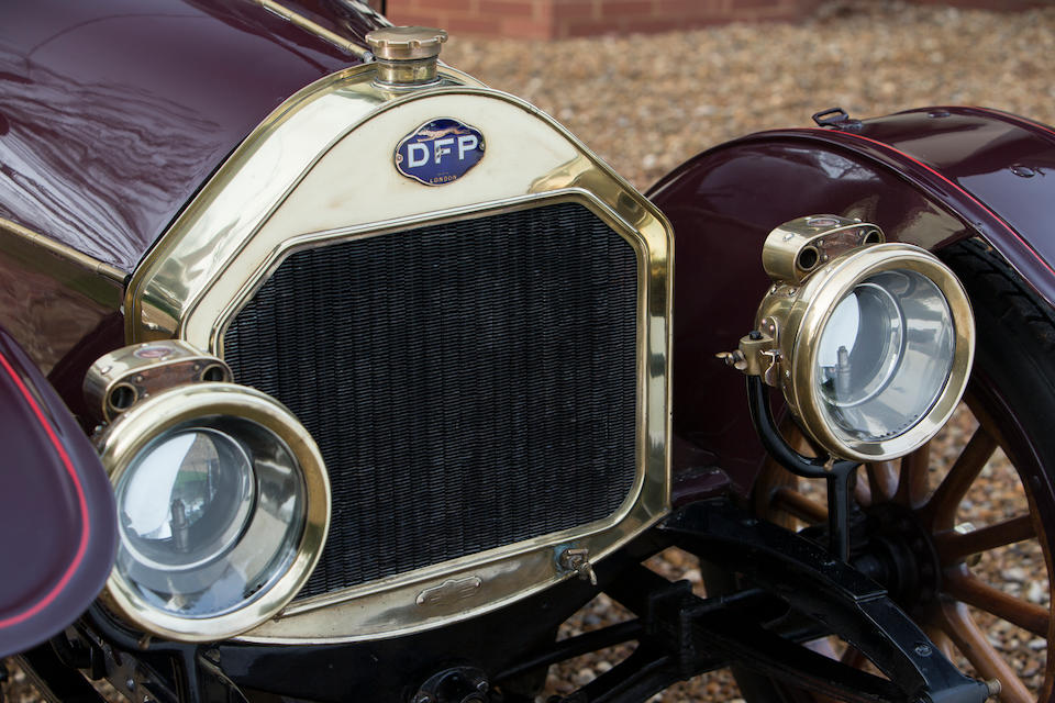 1913 DFP 10/12hp Special Sports  Chassis no. M2217 Engine no. 299