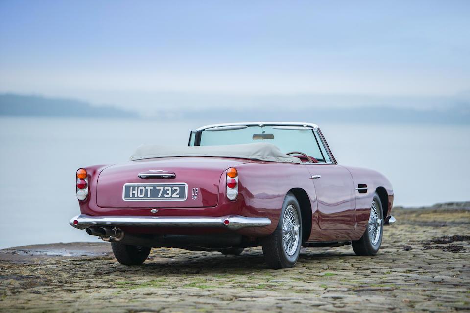 1964 Aston Martin DB5 Convertible  Chassis no. DB5C/1287/R