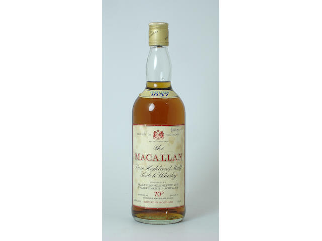The Macallan-1937