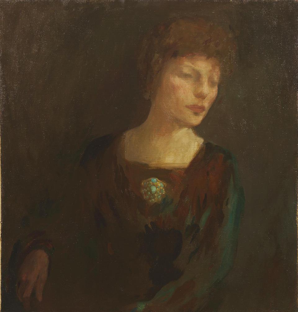 Image result for Portrait of Mrs Alexander Morten, 1914